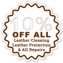 leather repairs york